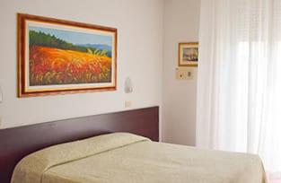 camera quadro hotel panoramico in Riviera Romagnola