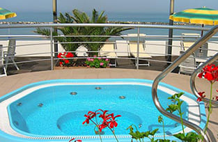 idro hotel panoramico in Riviera Romagnola